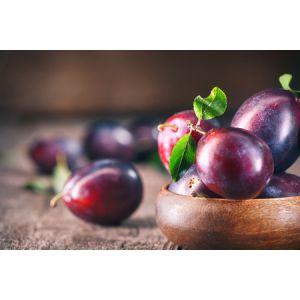 Prune rouge du Maroc